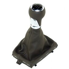 genuine gear shift knob lever shifter gearstick Audi A6 4G C7 6-speed manual