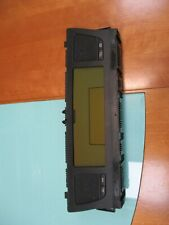 Citroen C4 Picasso Kombiinstrument Tacho Display  P9665500080 A