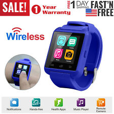 Wireless Smart Wrist Watch GSM Phone Touch Screen For Android Samsung S10 LG HTC