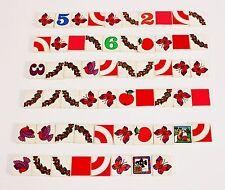 Lego 58x Fabuland Tile Fliesen Platten 2x2 bedruckt 3068 Flowers 311 312 - 274