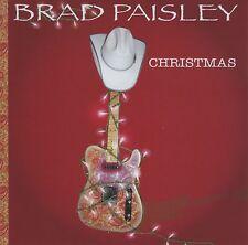 BRAD PAISLEY - CHRISTMAS CD ~ COUNTRY XMAS *NEW*