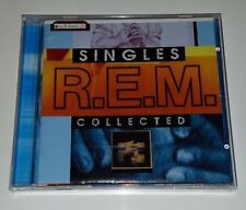 R E M,Singles Collected, New And Sealed CD.