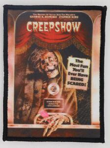PATCH - Creepshow - Color HORROR movie - George Romero, Stephen King