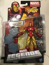 BRAND NEW Marvel Legends Ironman Epic Heroes Series Rare