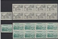 brasil 1953 mint never hinged stamps ref 13634