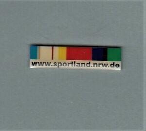 Rare Olympic Summer Games candidate bid city logo pin Düsseldorf 2012 - London