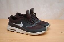 Nike Air Max Thea Mujer Negro Textil Zapatillas shoesuk 5-EU 38