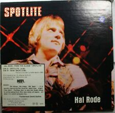 Soul Picture Sleeve 45 Hal Rode - Spotlite / Goin' Back On Thunderhead Records