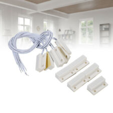 5X MC-38 Wired Window Sensor Magnetic Switch Reed Alarm System Abrasion-proof HG