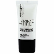 Catrice Prime and Fine Pore Refining & Anti-shine Base - Long Lasting 30ml