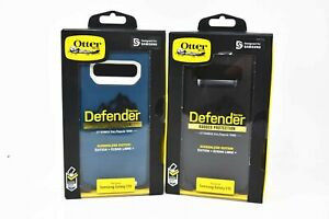 Otterbox Defender Series Case w/ Holster Clip for Samsung Galaxy S10 ONLY NEW !!