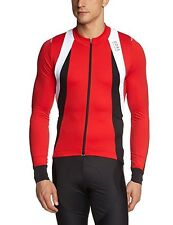 GORE BIKE WEAR Men's Cycling Jacket Oxygen WINDSTOPPER Jersey Size XL