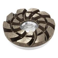 2 Mini Diamond Grinding Cup Wheel Granite Engineered Stone Concrete