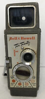 Vintage Bell & Howell Two Twenty 8mm  Movie Film Video Camera