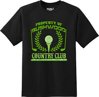 Bushwood Country Club Golf Caddyshack Balls Holiday Shirt  New Graphic Tee