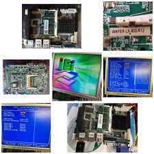 IEI  WAFER-LX-800-R12  EMBEDDED USED CON RAM 1GB DDR333