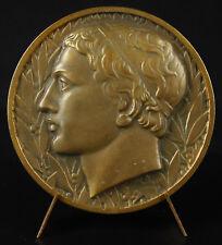 Medaille Protectorat du Grand Maroc Empire Chérifien Colonie G Bézou c1930 medal