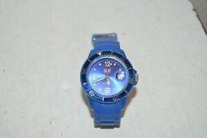 Watch Ice Watch Original Blue Swiss Made Reloj / Watch Bracelet