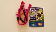 NEW DOG Gentle Leader RASPBERRY, Large, Nylon, Premier