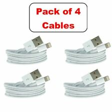 4 x iPhone iPad Charging data Cable for Apple iPad 6 6s 7 8 X iPad 2 3 4 Air
