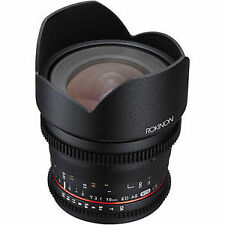 Wide Angle Lenses for Sony SLR Camera