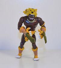 "1995 Leopard Man 4"" Trendmasters Burroughs Action Figure Tarzan Epic Adventures"