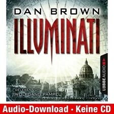 Hörbuch Download MP 3 Illuminati Dan Brown 9783838760292