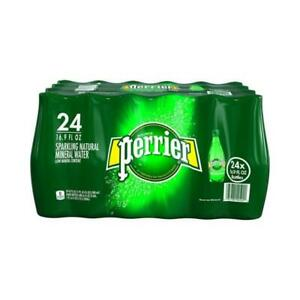 Perrier 11645421 Sparkling Natural Mineral Water