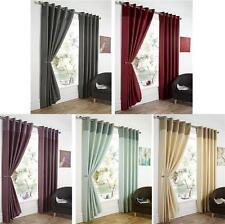 Unbranded Eyelet Top Curtains & Pelmets