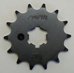 Sunstar Steel Front Sprocket 14T 20314 90-2314 1-20314 1-20314