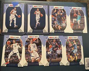 Memphis Grizzlies 20-21 NBA Hoops Lot