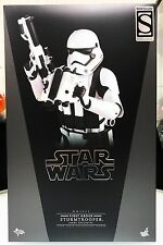 Hot Toys Star Wars 1/6 Force Awakens First Order Stormtrooper Jakku Exclusive