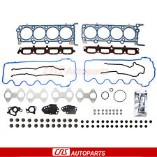 04-06 Ford F150 F250 Lincoln Navigator 5.4L SOHC 24-Valves Head Gasket Set VIN 5