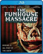 The Funhouse Massacre (Jere Burns) Region A BLU RAY - Sealed