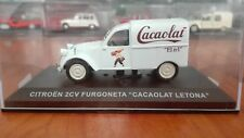 CITROEN 2 CV FURGONETA CACAOLAT   1/43