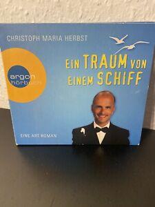 Ein Traum von einem Schiff  Christoph Maria Herbst I BLITZVERSAND
