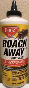 ENOZ ROACH AWAY 1LB
