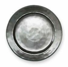 Juliska Pewter Stoneware Round Dinner Plate 1