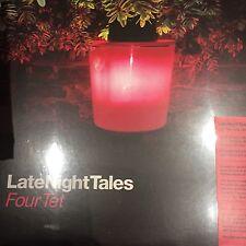 LATE NIGHT TALES 'FOUR TET' LTD EDTION LP VINYL NEW / SEALED