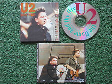 U2 **The Flame And The Fire - Live In Chicago** VERY RARE & SCARCE 1992 Italy CD