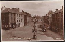 More details for postcard - high street, carrickfergus, county antrim - real photo