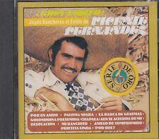 Vicente Fernandez Joyas Al Estilo De Vicente Fernandez CD  New Sealed