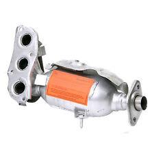 REACT Catalytic Converter (Type Approved) For Toyota Aygo/Peugeot 107/Citroen C1