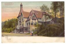 AK Aachen -- Restaurant Waldschlösschen -- um 1905