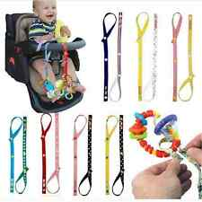 Dropper Stopper Sippy Cup&Baby Toddler Infant Bottle Stroller Strap Toy HolderW6