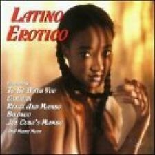 Latino Erotico (16 tracks)   CD   Xavier Cugat, Jose Melis, Joe Cuba Sextet, ...