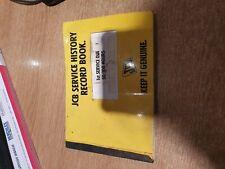 JCB SERVICE HISTORY RECORD BOOK