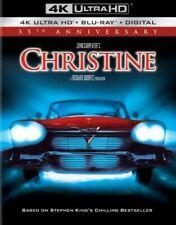 Christine (35th Anniversary) [New 4K UHD Blu-ray] With Blu-Ray, 4K Mastering,