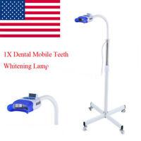 Dental Mobile Teeth Whitening System Lamp Bleaching LED Light Accelerator 2019