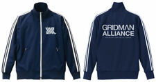 Gridman Alliance Cospa Character Navy Jersey Hoodie Size L Collection Anime Art